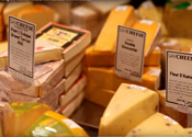 Adelaide Market Cheeses