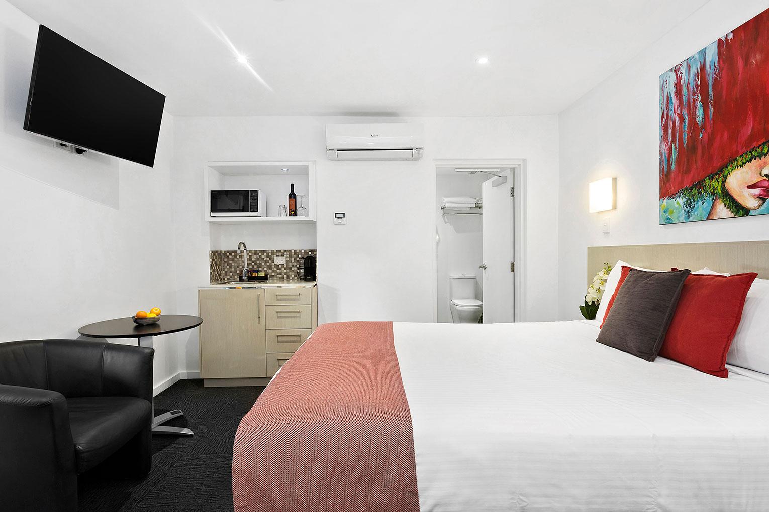 Hotel Room North Adelaide